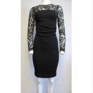 Dolce & Gabbana black dress sz 38